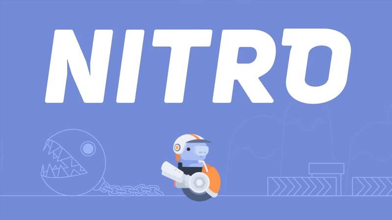 what is nitro discord