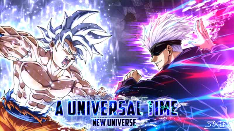 AUT A Universal Time Private Server Codes