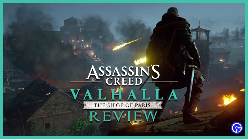Assassin's Creed Valhalla The Siege of Paris DLC Review