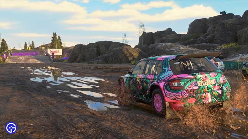 Dirt 5 RTX 3070 Ti