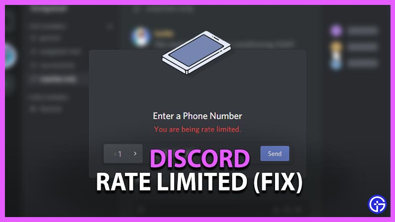 Discord Rate Limited