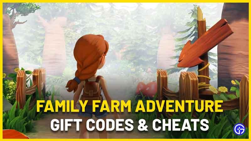 Family Farm Adventure Gift Codes & Cheats