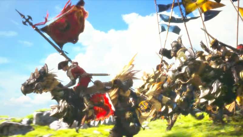 Final Fantasy XIV Cross Play