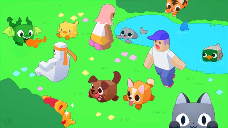 Fuse Pets Pet Simulator X Pet Sim X
