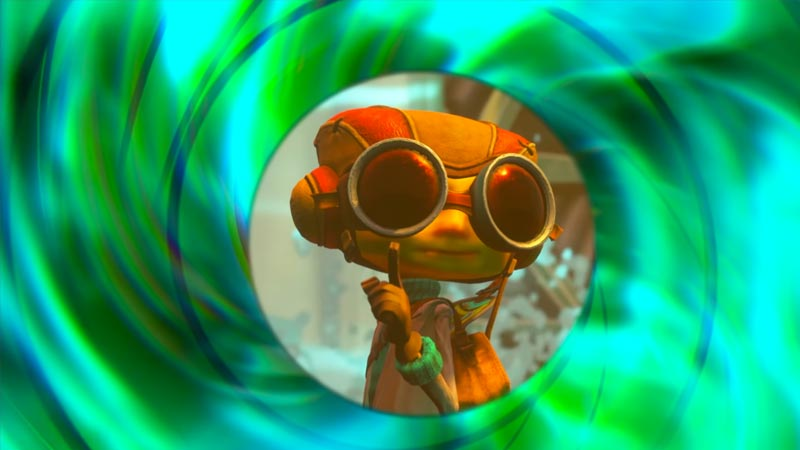 Get & Use Thought Tuner in Psychonauts 2