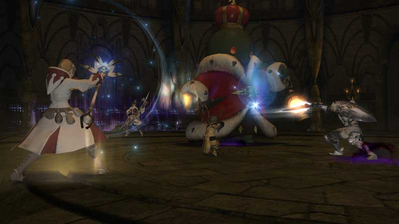 how to become pvp pve mentor final fantasy xiv