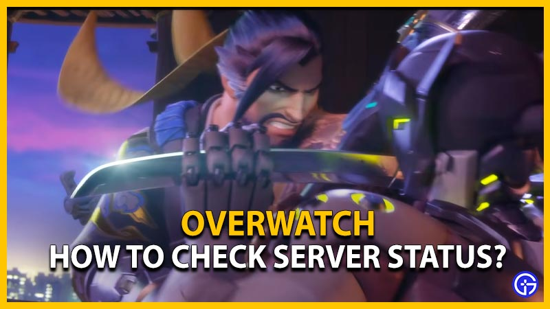 How to Check Overwatch Server Status