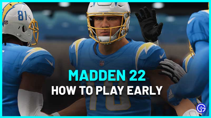 How to Get Madden 22 EA Play Trial early access