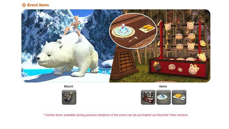 FF14 How To Get Polar Bear Mount