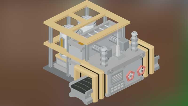 how to make red bronze refinery machine