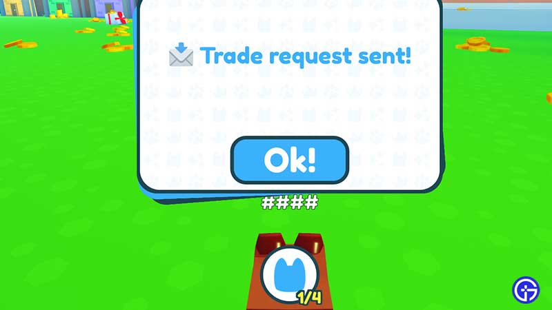 how to trade in pet simulator x