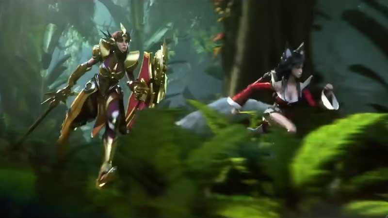 LoL League of Legends Jungle Champions Tier List