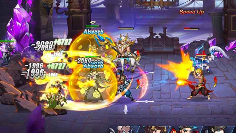 Mobile Legends Adventure Tier List best heroes characters