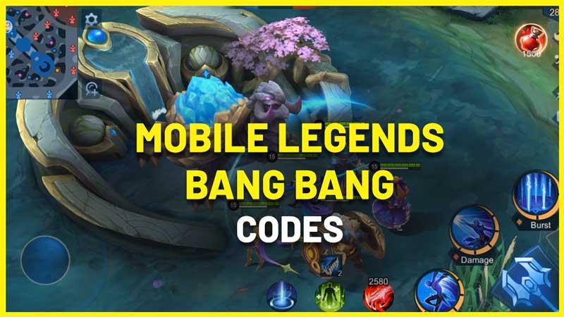 Mobile Legends Bang Bang Redeem Codes