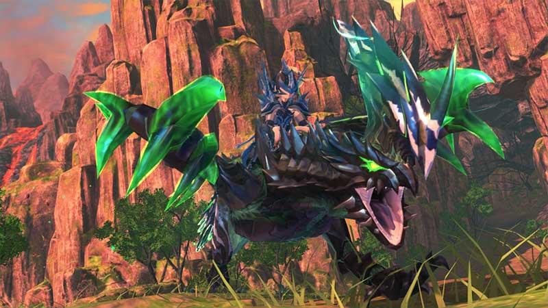 Monster Hunter Stories 2 Boltreaver Astalos Egg