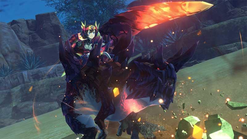 Monster Hunter Stories 2 Hellblade Glavenus Egg