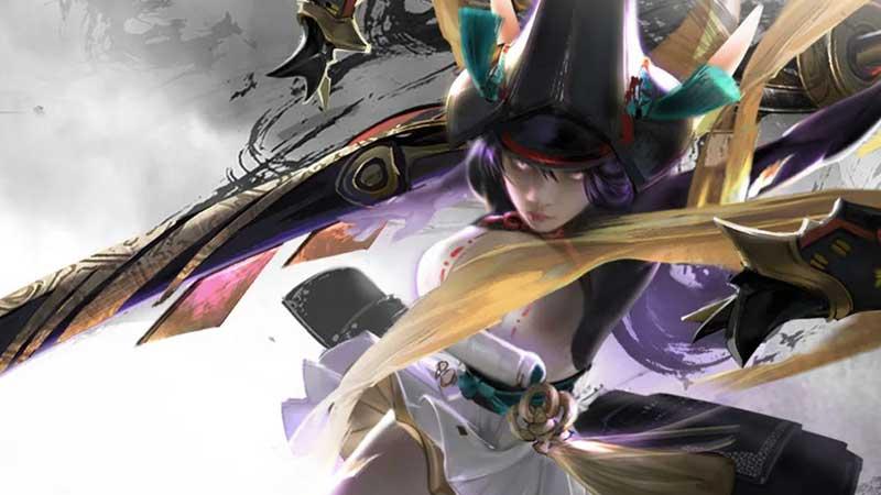 Naraka Bladepoint yoto hime abilities