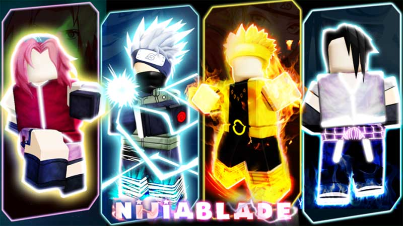 Ninja Blade Codes