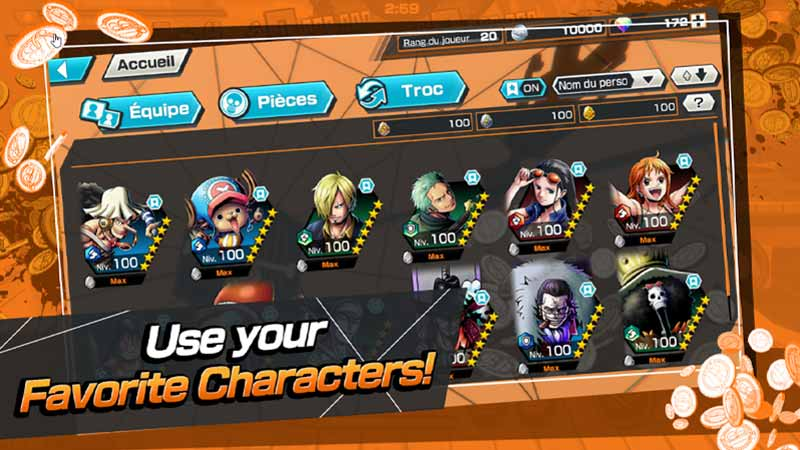 One Piece Bounty Rush Tier List Best Characters Ranked
