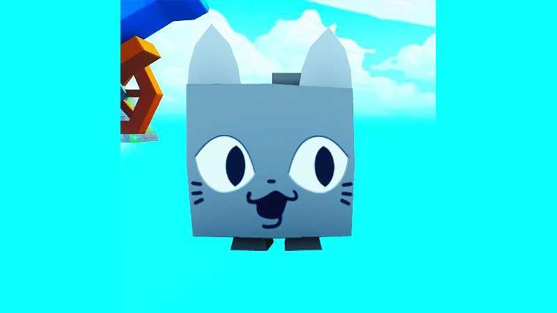 Poggers Cat or PogCat in Pet Simulator X