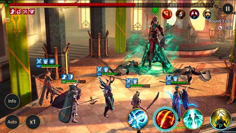 Raid Shadow Legends Ninja Masteries