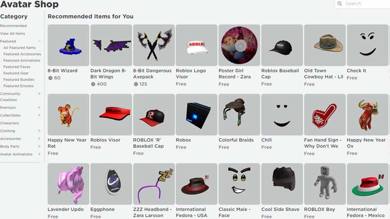 Roblox The Avatar Page Is Temporarily Unavailable Fix Error Updating Worn Items
