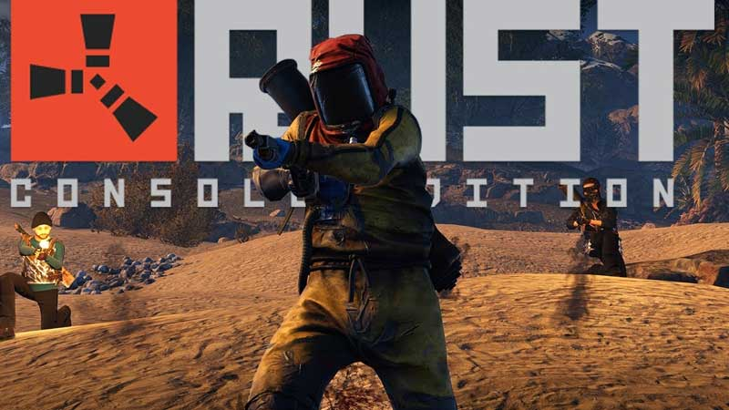 Rust Console Edition Servers Down