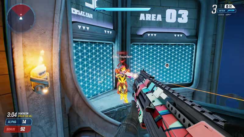 Splitgate Weapon Tier List Best Gun Melee