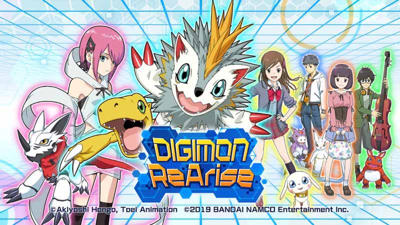 Tier List Digimon ReArise