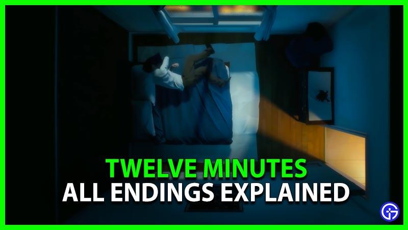 Twelve Minutes All Endings Explained