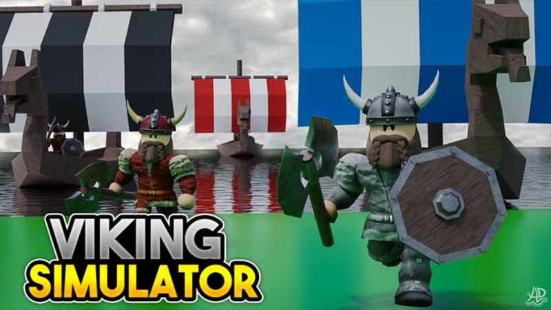 Viking Simulator Codes