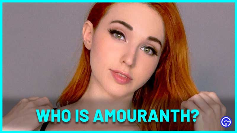 Who Is The Top Twitch Streamer Kaitlyn Siragusa Amouranth