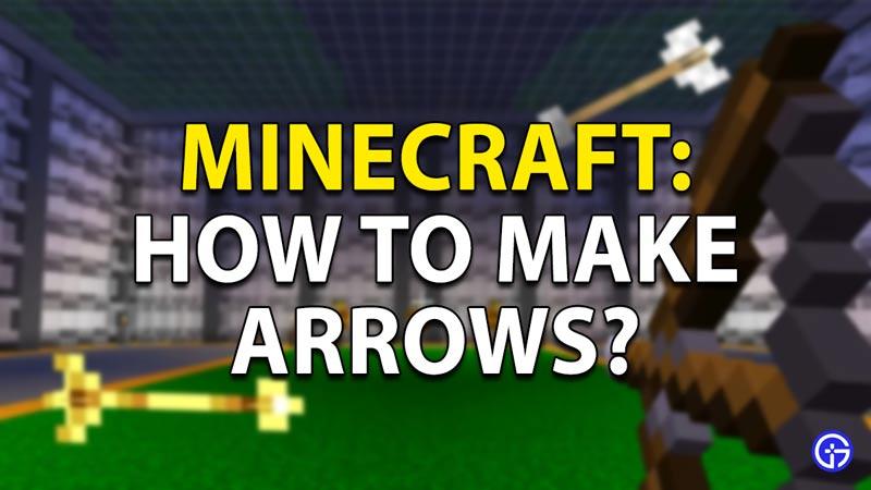 arrows minecraft