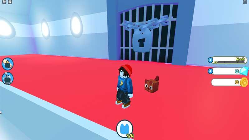 forsaken gate pet simulator x roblox