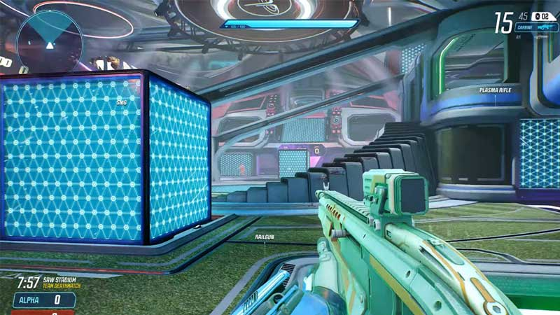 gameplay files installed splitgate