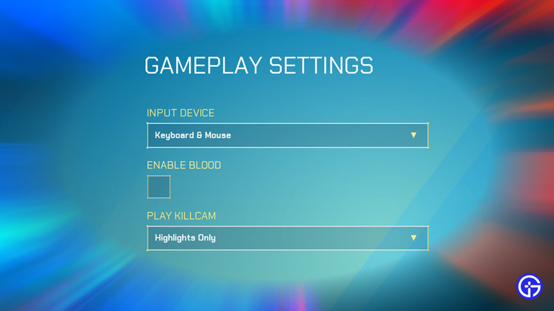 gamplay-settings