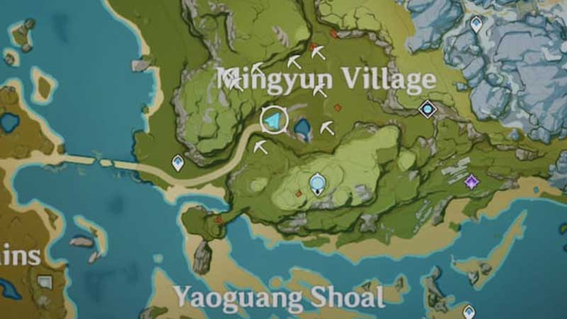 Treasure Area 7 Genshin Impact