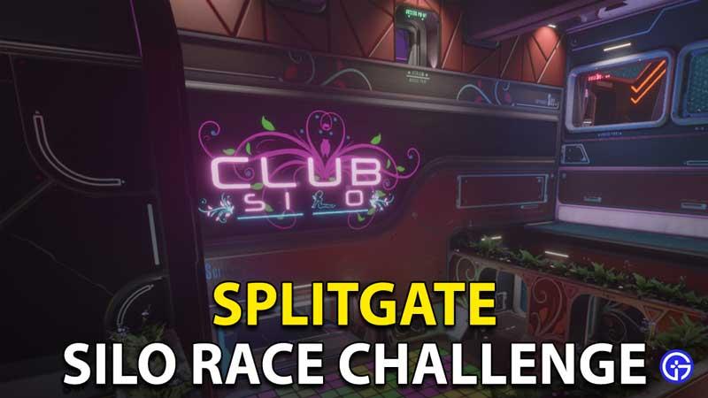 Silo Race Splitgate