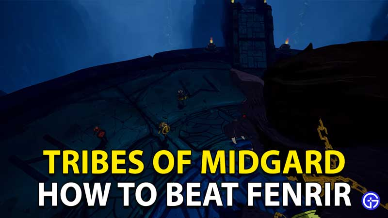 New World: How To Beat Fenrir Saga Boss
