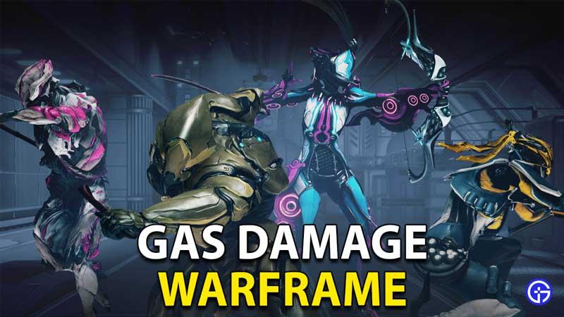 Warframe Gas Damage: How To Defeat Enemies