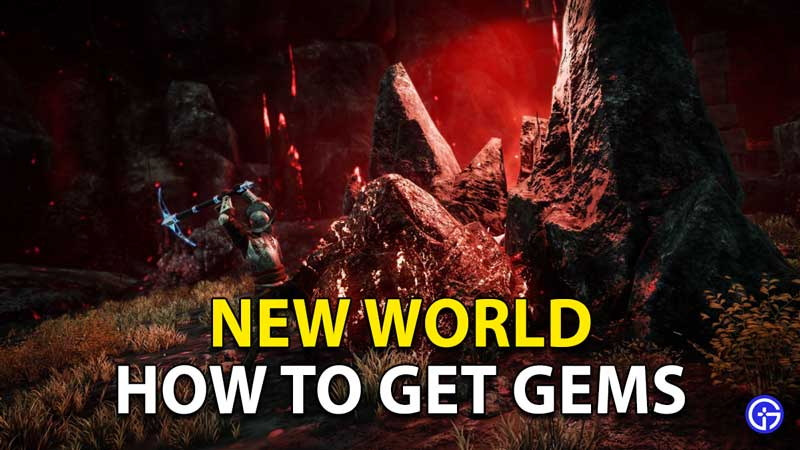 New World: How To Get Gems