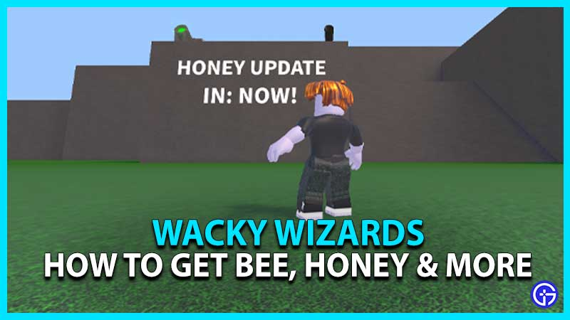 how to get Honey Ingredient & make new potions in Wacky Wizards Update
