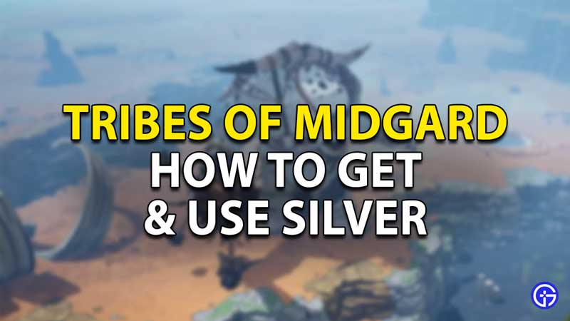 how to get use silver tribes of midgard