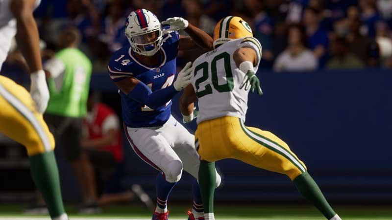 Madden 22 NFL Stiff-Arm