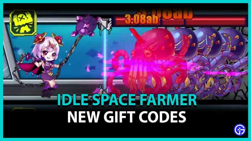 idle space farmer codes