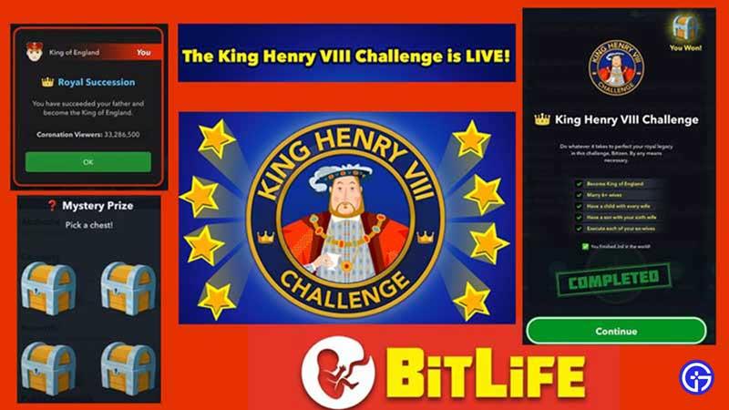 king-henry-bitlife