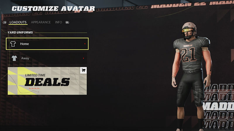 Madden NFL 22: How To Edit Avatar