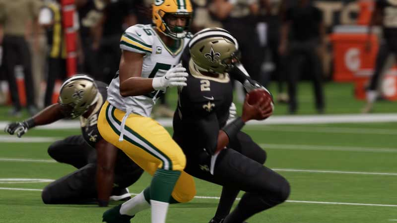 Madden NFL 22 Power Up Players