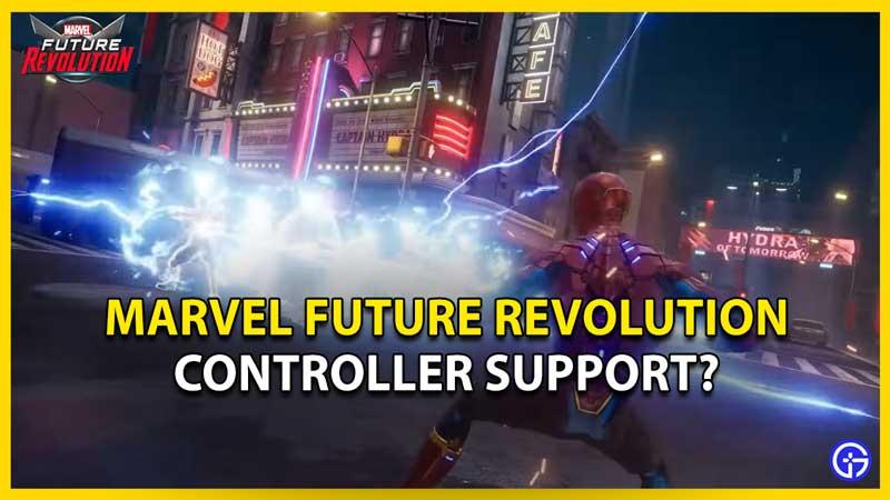 marvel future revolution controller support