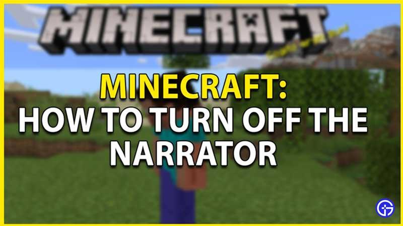 minecraft-narrator